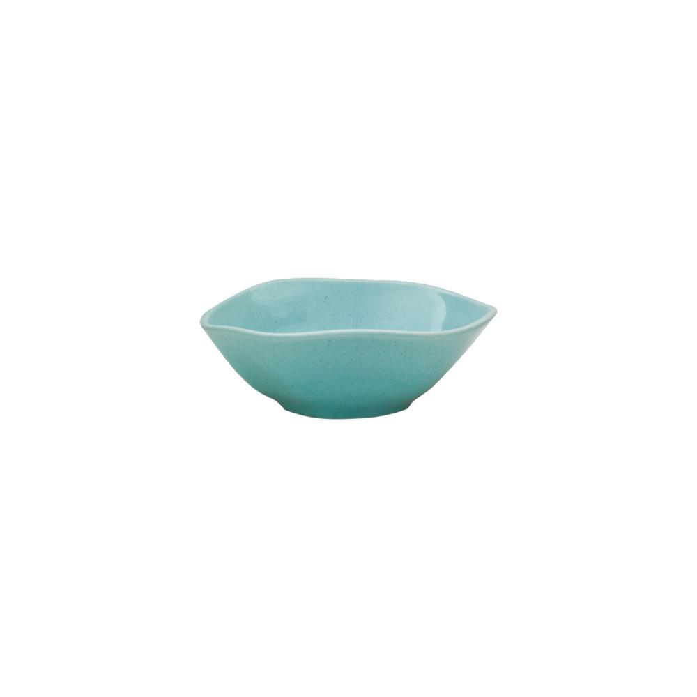 Manhattan Comfort RYO 20.29 oz. Light Blue Porcelain Soup Bowls (Set of 6) was $89.99 now $52.55 (42.0% off)
