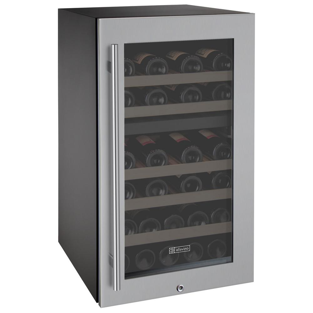 Dual Zone 38-Bottle Wine Cooler