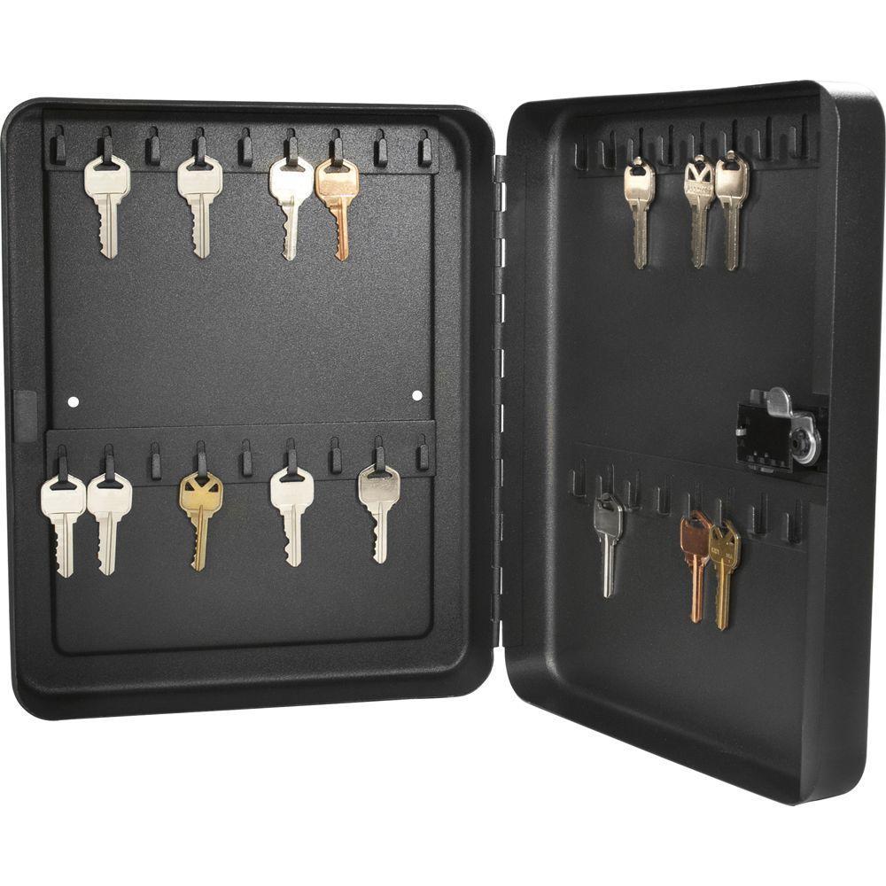BARSKA 36 Keys Lock Box Safe with Combination Lock-AX11820 - The ...
