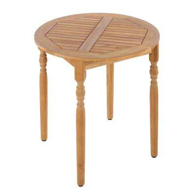 Old Town Teak Patio Bistro Table