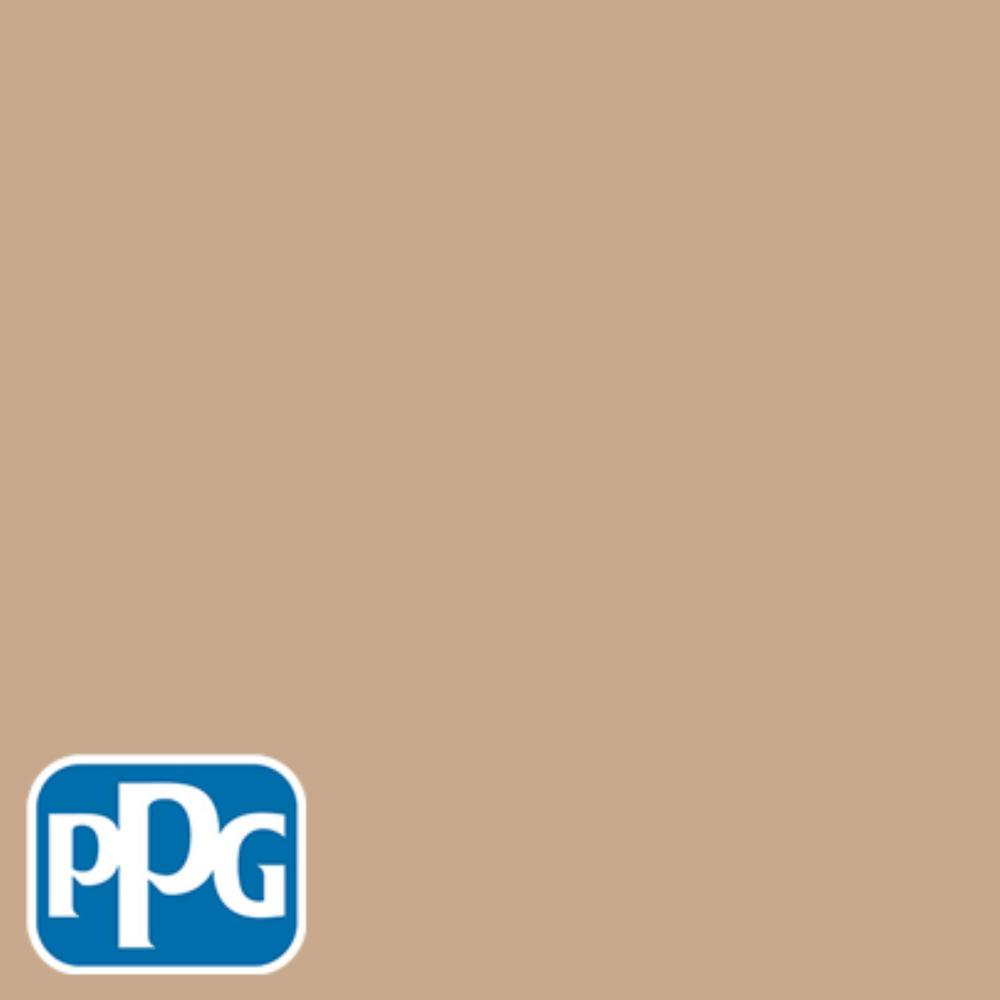 Light brown paint color Sherwin Williams hdppgo38d Light Autumn Brown Eggshell Interiorexterior Paint Sample Home Depot Ppg Timeless Oz hdppgo38d Light Autumn Brown Eggshell Interior