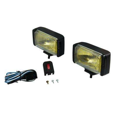 Rectangular Halogen Fog Light Kit