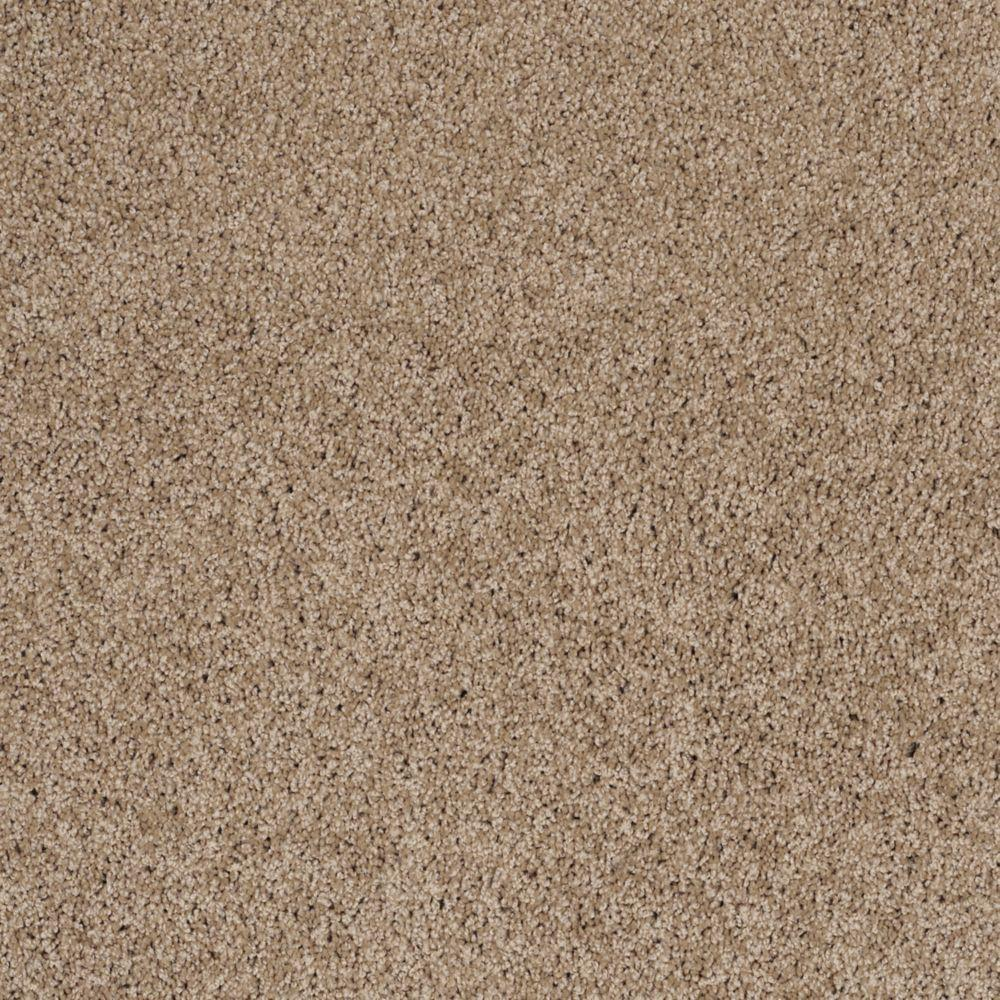 Martha Stewart Living Port Stanwick I - Color Wild Turkey 6 in. x 9 in. Take Home Carpet Sample-DISCONTINUED