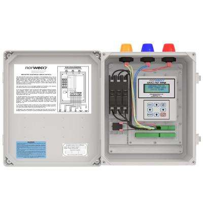 Singulair Green Service Pro WASP 11P Control Center