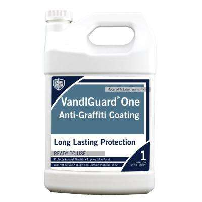 VandlSystem 1 gal. VandlGuard One Non-Sacrificial Anti-Graffiti Coating
