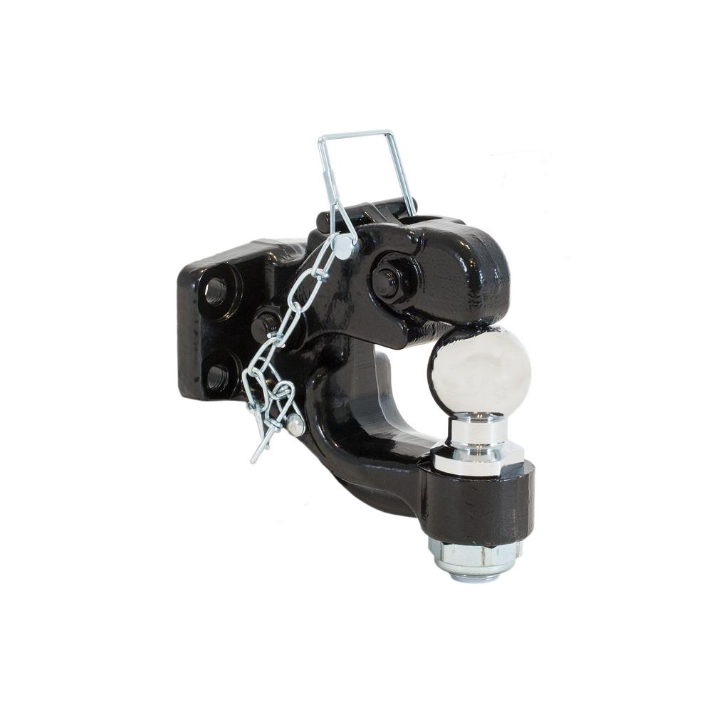 2 Ball 7 TON Combo Ball//Ring Pintle