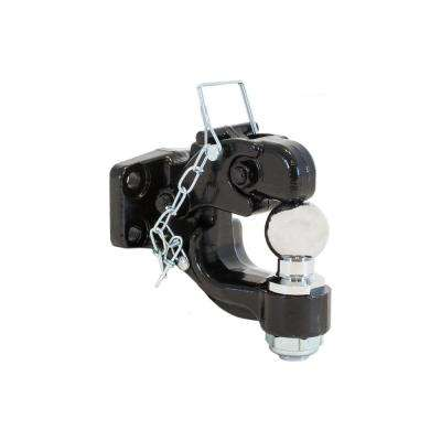 8-Ton Combination Ball and Pintle Hitch
