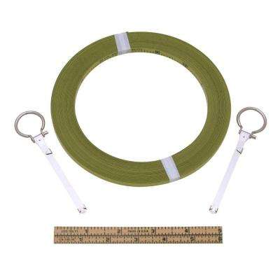 6 mm x 30 m Peerless Chrome Clad Replacement Surveying Tape