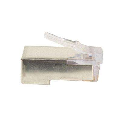 Shielded EZ-RJ45 Connector (10-Pack)