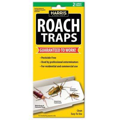 Roach Traps (2 Pack)