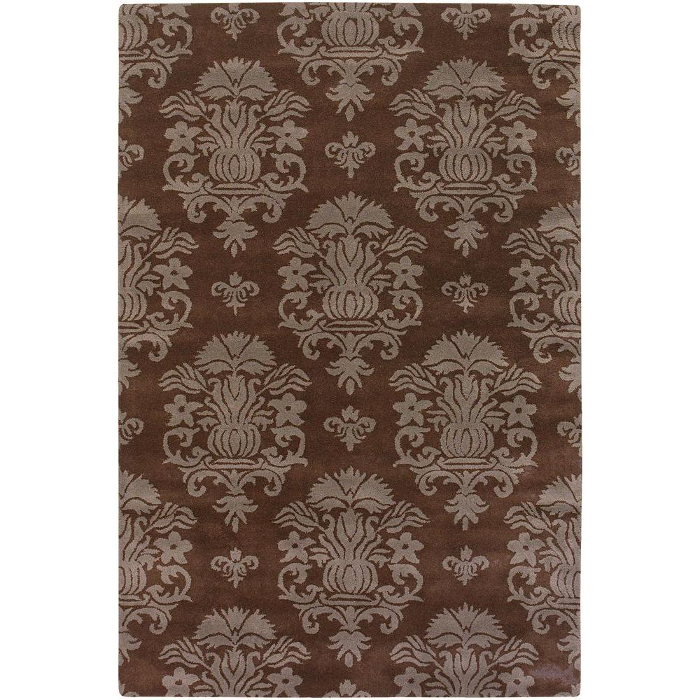 Antara Brown/Taupe 7 ft. 9 in. x 10 ft. 6 in.