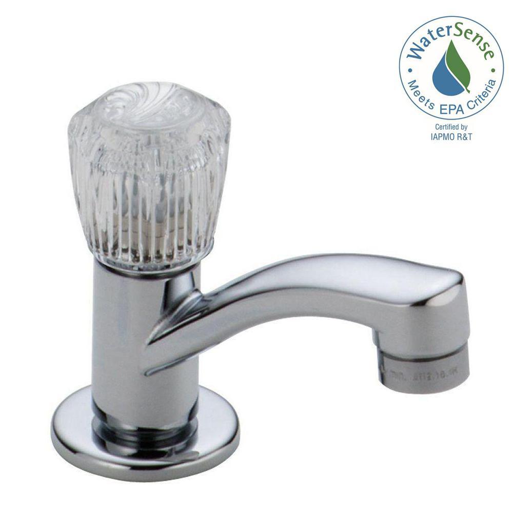 Delta Single Handle Bathroom Faucets delta commercial single hole single-handle bathroom faucet in