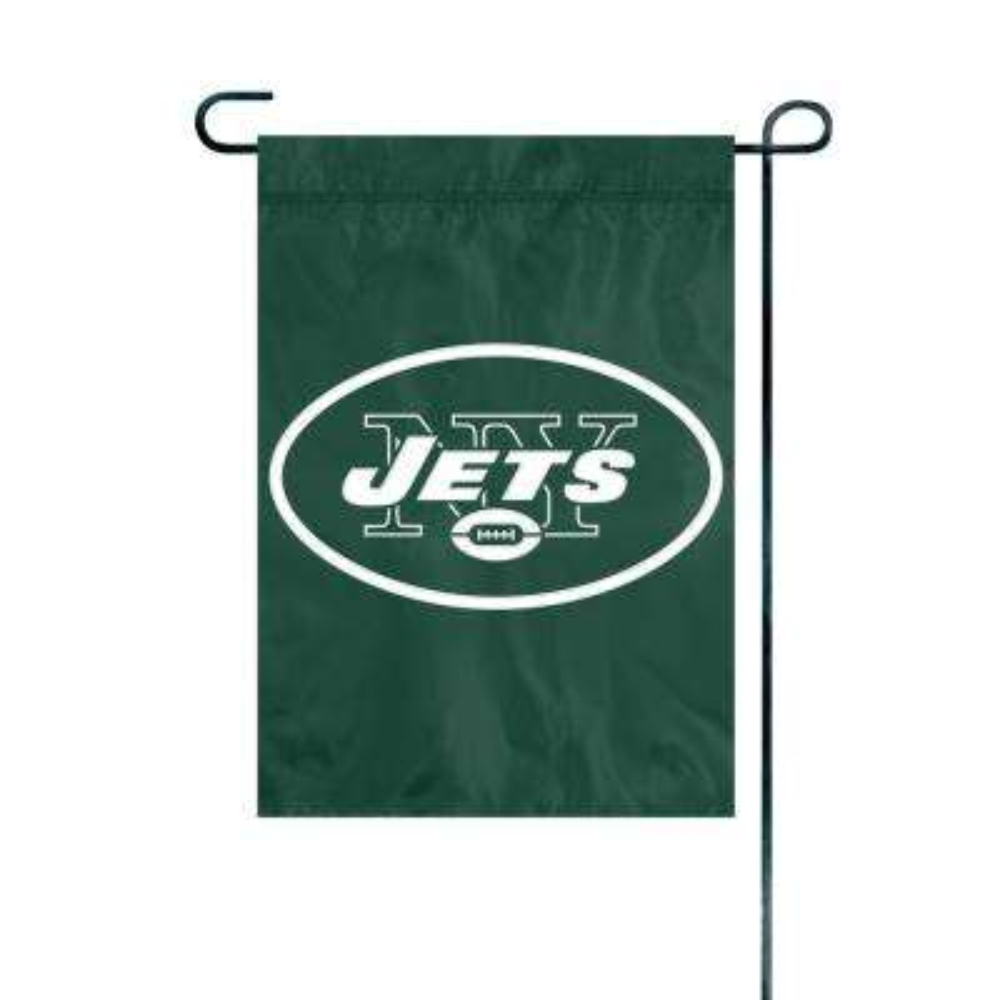 New York Jets Premium Garden Flag