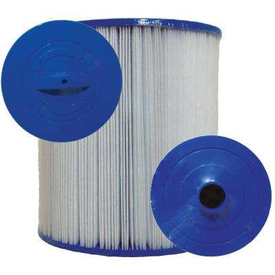 CH Series 7 in. Dia x 8 in. 32 sq. ft. Replacement Filter Cartridge with 2 in. MPT Bottom