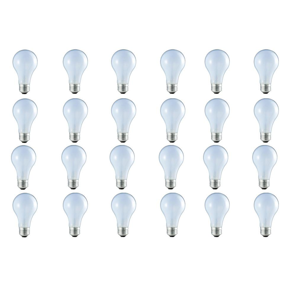 Philips 60-Watt Equivalent A19 Dimmable Eco Incandescent ...