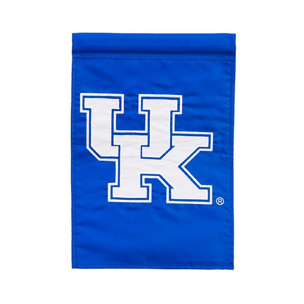 1 ft. x 1-1/2 ft. University of Kentucky 2-Sided Garden Flag
