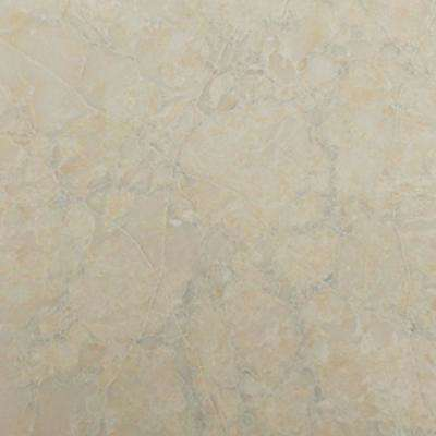 3 in. x 3 in. Quartz Countertop Sample in Cameo