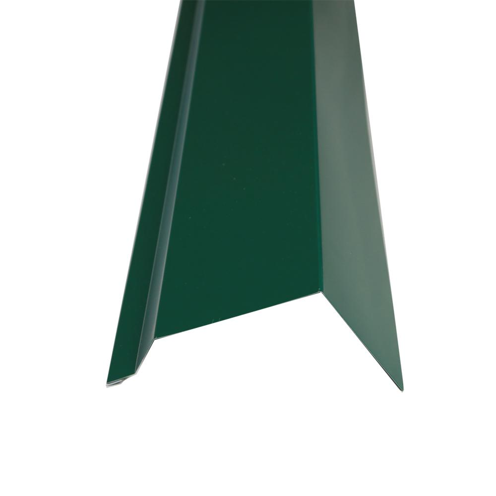 Metal S 3 1 2 In X 10 Ft Forest Green
