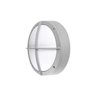 Royal Oak Gray Outdoor Integrated LED Wall Mount Sconce