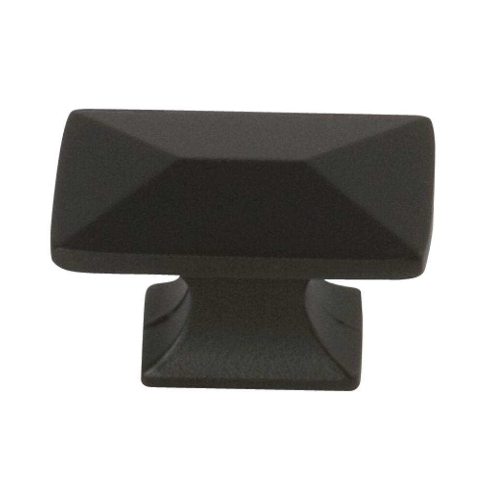 Bungalow 5/8 in. Oil-Rubbed Bronze Cabinet Knob