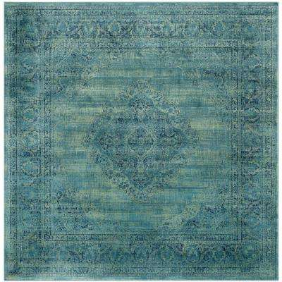 Popular Teal - Area Rugs - Rugs - The Home Depot CV12
