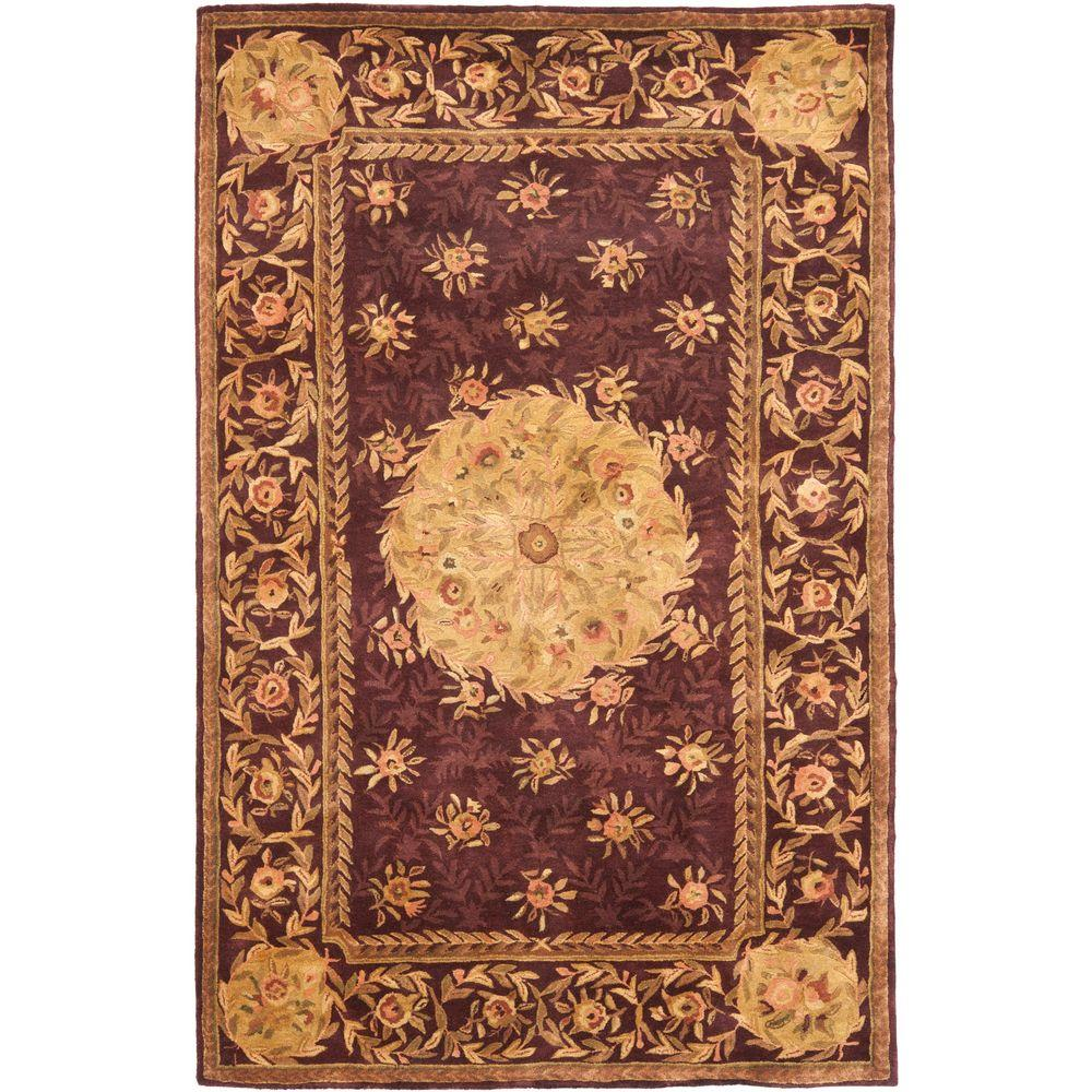 Safavieh Empire Assorted 3 ft. x 5 ft. Area Rug