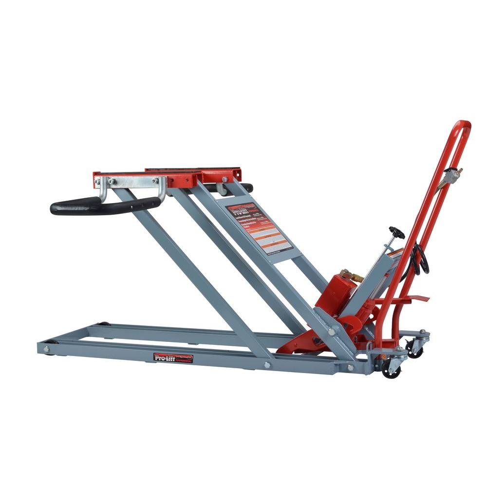750/500 lb. Air/Hydraulic Pro Lawn Mower Lift
