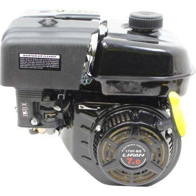 7 HP 3/4 in. Horizontal Shaft Recoil Start Gas Engine