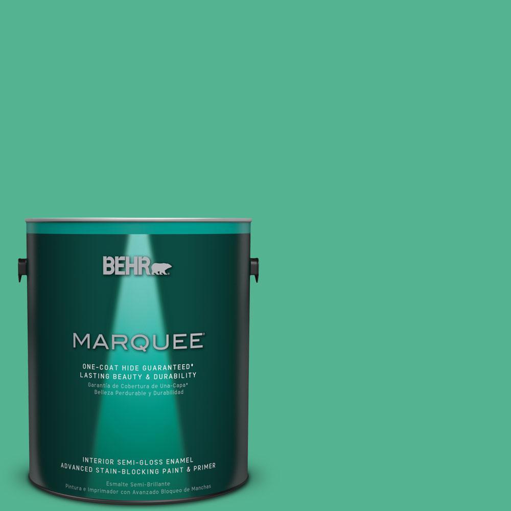 #MQ4-16 Aruba Green Paint