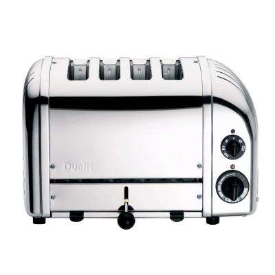 New Gen 4-Slice Chrome Toaster