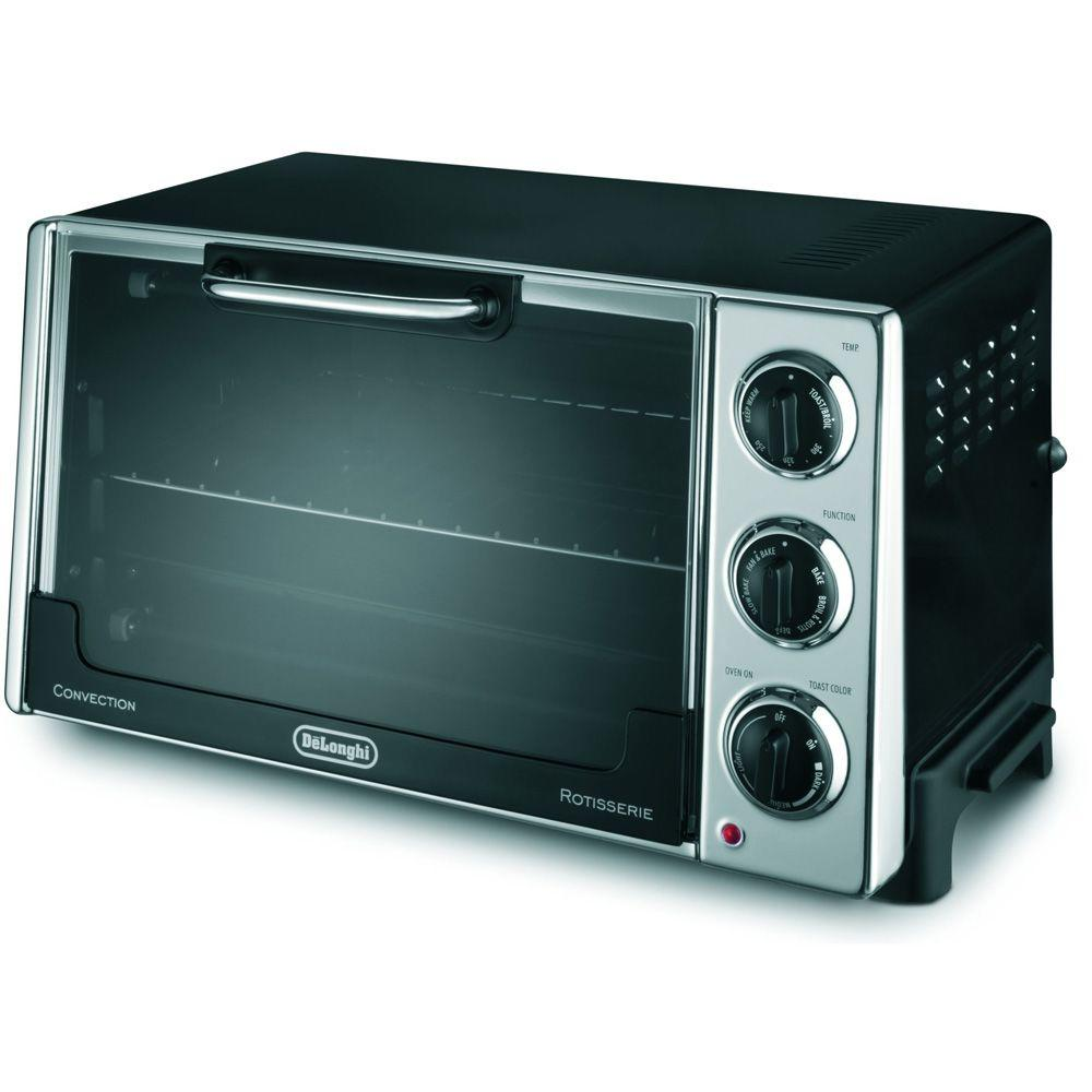 DeLonghi 6-Slice Convection Rotisserie Countertop Oven