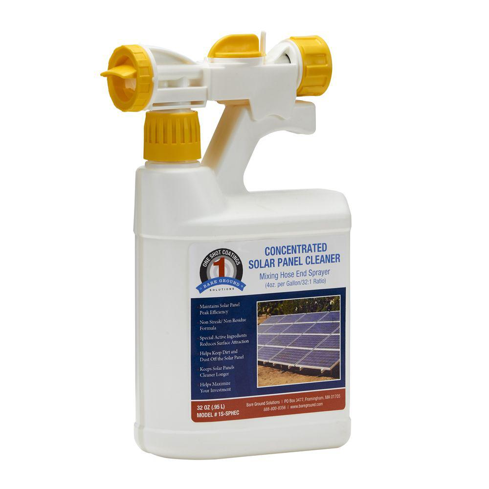 32 oz. Concentrated Solar Panel Cleaner