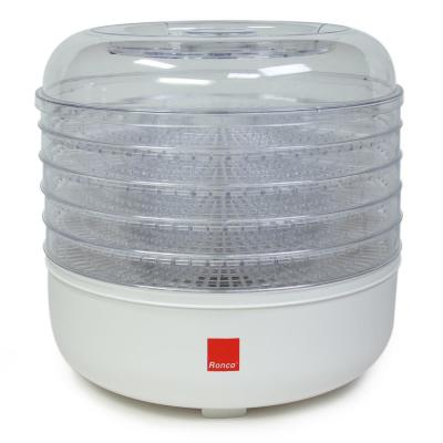 5-Tray White Electric Food Dehydrator