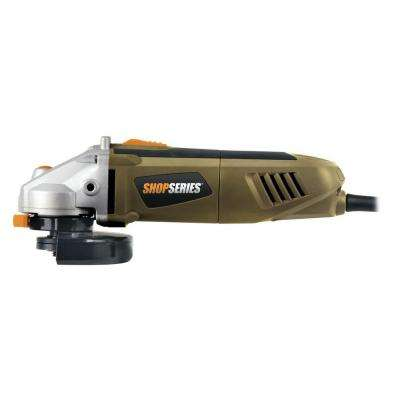 6 Amp 4-1/2 in. Angle Grinder