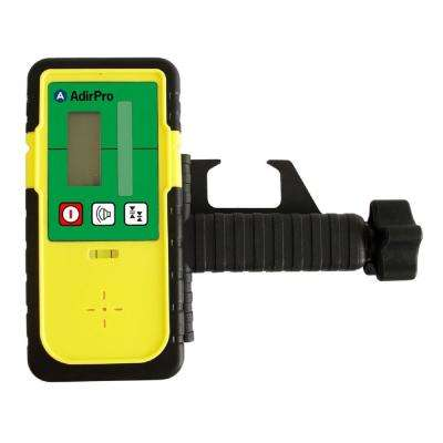 Green Beam Universal Laser Detector with Mounting Bracket