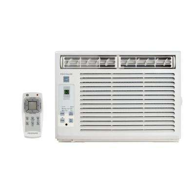 5,000 BTU 115-Volt Window-Mounted Mini-Compact Air Conditioner with Full-Function Remote Control