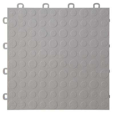 12 in. x 12 in. Modular Interlocking Garage Floor Tiles (Set of 30)