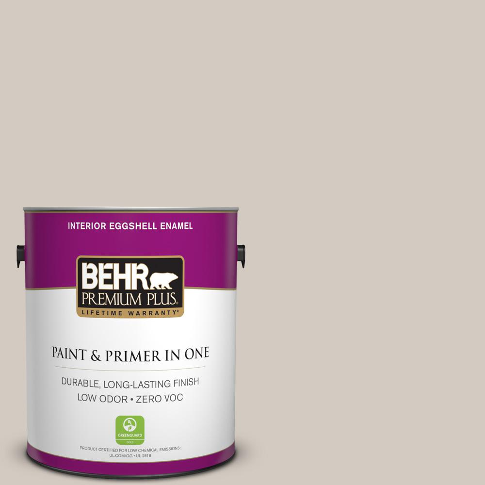 Gallon Eggshell Gray Interior Paint