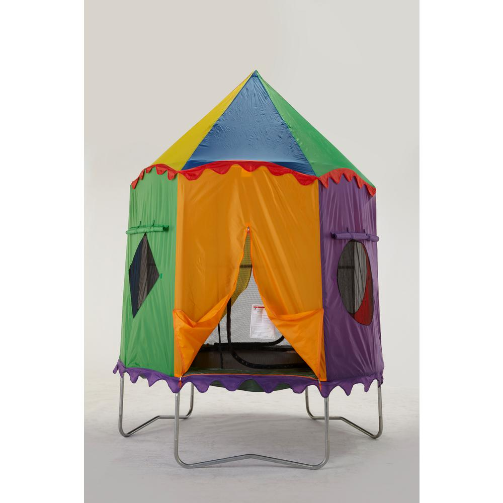JUMPKING Bazoongi 7.5 Ft. Circus Enclosure Cover