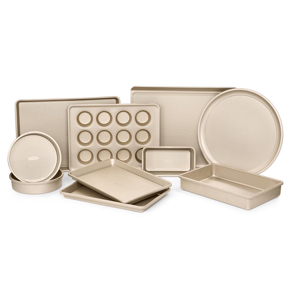 OXO Good Grips 10-Piece Non-Stick Pro Bakeware Set 11249300