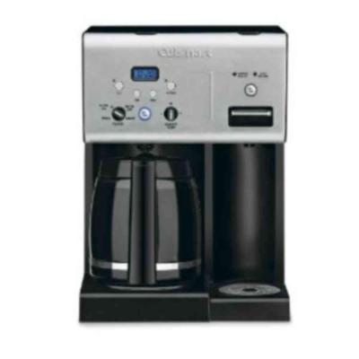 12-Cup Programmable Black Drip Coffee Maker with Automatic Shut-Off