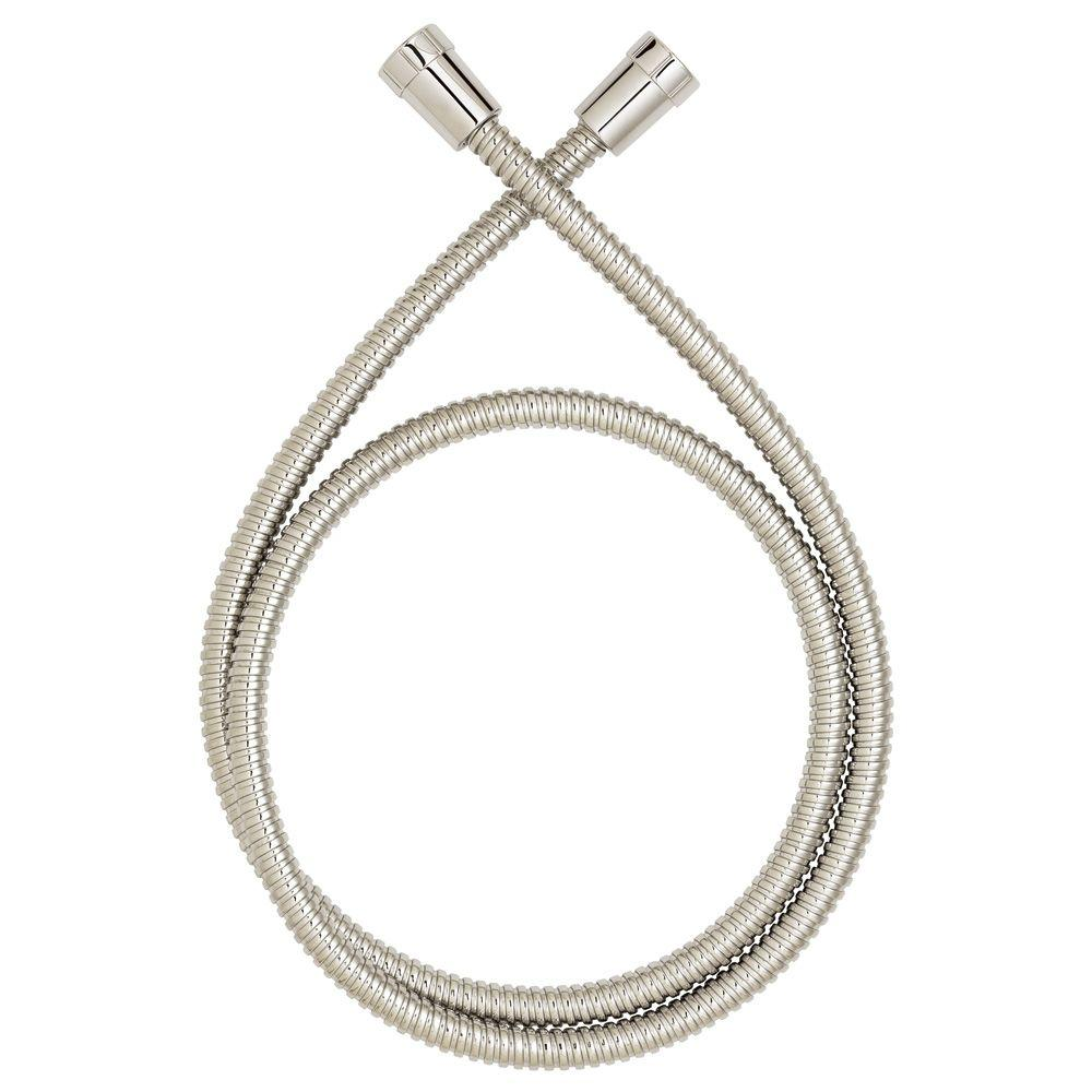Speakman 5 ft. Metal Shower Hose in Brushed Nickel
