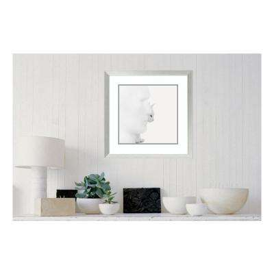 24.13 in. W x 24.13 in. H Mystique by Jon Bertelli Printed Framed Wall Art