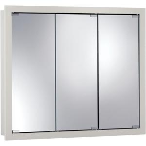 Granville 48 inch W x 30 inch H x 4.75 inch D Surface-Mount Medicine Cabinet in Classic... by