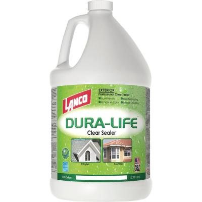 1 Gal. Dura-Life Clear 100% Acrylic Roof Sealant for Tiles and Shingles