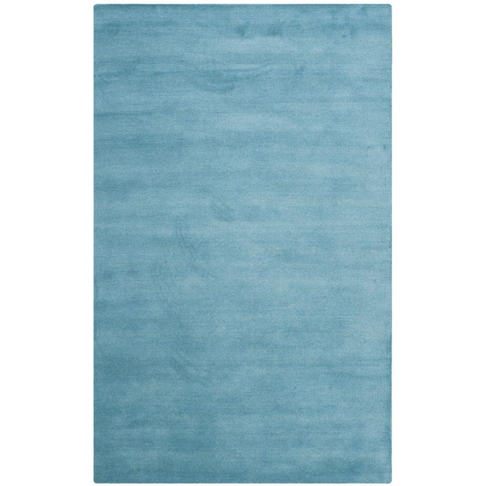 Safavieh Himalaya Blue 6 ft. x 9 ft. Area Rug