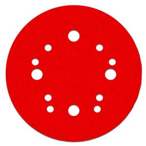 Diablo 5 inch 320-Grit Universal Hole Random Orbital Sanding Disc with Hook and... from Power Sanding Accessories