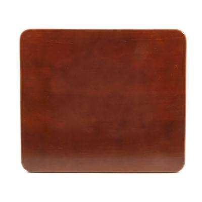 Bordeaux 13 in. x 15 in. Oak Accents Sink Cover