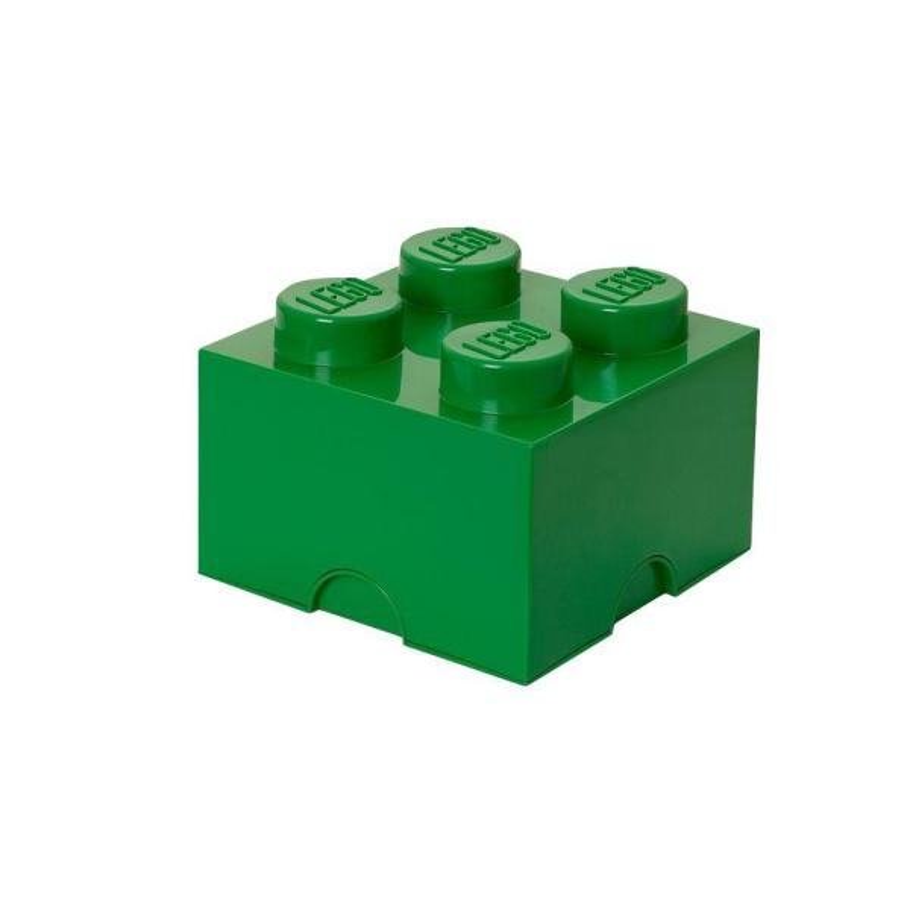 Dark Green Stackable Box