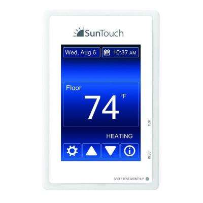 SunStat Command Programmable Floor Heating Thermostat